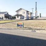 福井市石盛3丁目 4区画分譲 3-3【売土地】