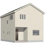 鯖江市有定町第2【新築戸建て住宅】1号棟【6月完成予定】